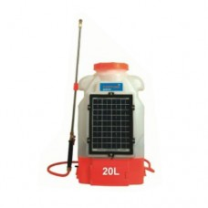 Solar And Battery Operated Sprayer (20 watt Solar)