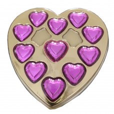 Heart Shape Chocolate Gift Box