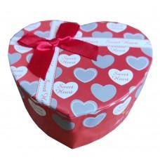 Homemade Chocolate- Heart Shape Gift Pack