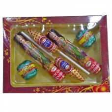 Homemade Diwali Chocolate Gift Pack