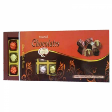 Handmade Chocolate Gift Pack Platinum