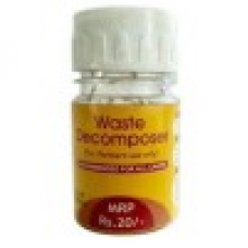 Waste Decomposer Advanced Technology (Pack of 10 )