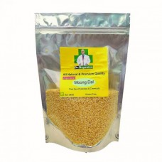 Dr Organic's Unpolished Moong Dal