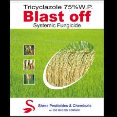Blast Off -Tricyclozole 75%WP fungicide