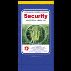 Security (Clodinafop Propargyl 15 wp) Herbicides