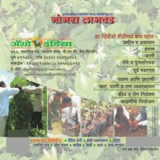 Mogra Lagwad - Agricultural CDs 2 CD