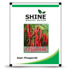 Hybrid chilli seeds-F1 Supreme