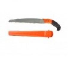 C743 Horticulture Flora Pruning Saw (Fixed) 28cm ( 11'') Blade with Double Action Teeth (With Sheath)